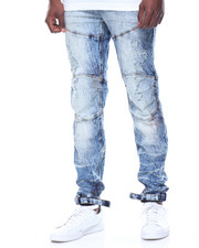 Men - Bleached Denim
