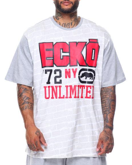Ecko - Concrete S/S Tee (B&T)