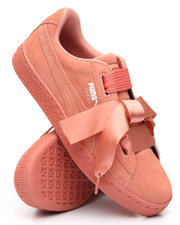 Puma - Suede Heart Jr Sneakers (4-7)