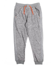 Sizes 8-20 - Big Kids - Marled French Terry Jogger (8-20)