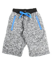 Shorts - Heather Fleece Shorts (8-20)