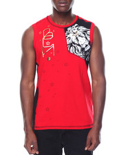 T-Shirts - Fitted Muscle Tee