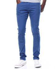 Summer-Mens - Stretch Twill Motto Pants