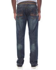 Men - Premium Belted Jeans