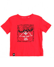 Tops - S/S All Night Tee (2T-4T)