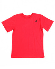 Tops - Embroidered Logo S/S Tee (8-20)
