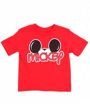 Girls - Mickey Ears Tee (2T-4T)