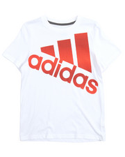 Tops - Future Stripe Logo Tee (8-20)