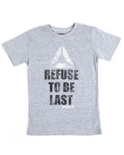 Tops - Refuse To Be Last S/S Tee (8-20)