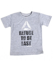 Tops - Refuse To Be Last S/S Tee (4-7)