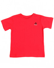 Tops - Embroidered Logo S/S Tee (4-7)