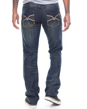 Jeans & Pants - Premium Belted Jeans