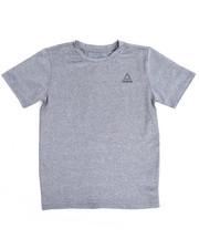 Tops - Marled Short Sleeve Tee (8-20)