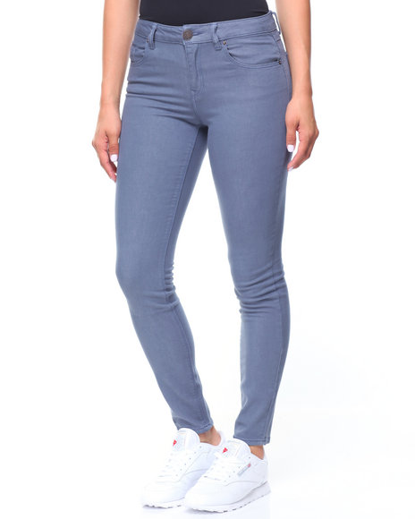 Almost Famous - Mid Rise Jeggings
