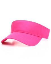 Men - Solid Visor Hat
