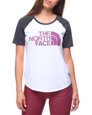 The North Face - S/S Half Dome Vneck Tee