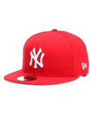 Men - 9Fifty Yankees Scarlet Flag Snapback