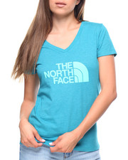 The North Face - S/S Half Dome Vneck Tee-2118114