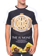 T-Shirts - S/S Time Is Money Tee