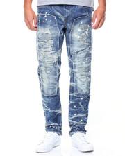 Straight - Rip/Repair Jean