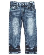 Boys - Vandal Wash Slim Jean (4-7)