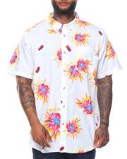 Shirts - S/S Fireflowers Woven (B&T)