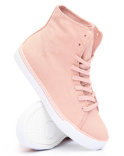 summer-womens - Cassata Canvas High Top Sneakers