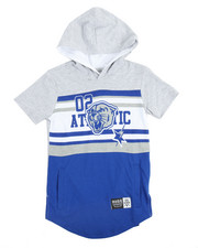 Boys - Athletic Hoodie Tee (4-7)