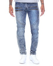 Rocawear - Motto Jeans W Studs/Zippers