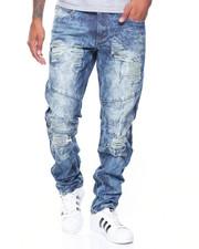 Straight - Rip/Repair Jeans