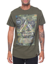 T-Shirts - 3D Embossed Money S/S Tee