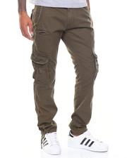 Jeans & Pants - Cargo Twill Pants