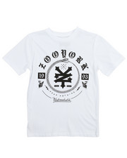 Zoo York - S/S Nue Cult Tee (8-20)