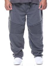 Sweatpants - Biker Fleece Long Joggers (B&T)