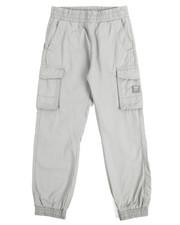 Pants - Twill Joggers (8-20)