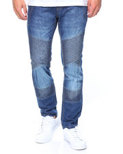 Jeans & Pants - Motto Pocket Zip Jean