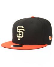 NBA, MLB, NFL Gear - 9Fifty San Francisco Giants Metal Badge Snapback