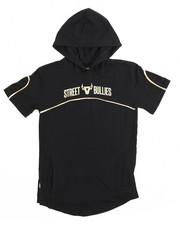 Tops - Street Bullies Athletic Hoodie (8-20)