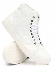 Sneakers - High Diamond Metallic Sneaker