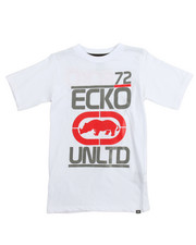 Boys - S/S 72 Ecko Unlimited Tee (8-20)
