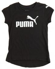 Puma - Short Sleeve Tee (4-6X)