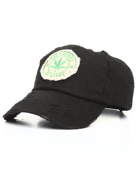 Buyers Picks - Marijuana Plant Distressed Dad Hat