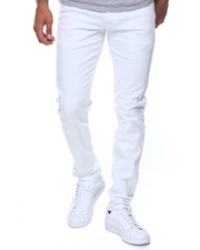 Jeans & Pants - 5 Pocket Basic Stretch Jean