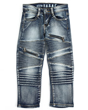 Sizes 4-7x - Kids - Moto Zip Jeans (4-7)