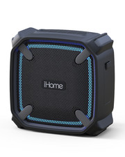 IHOME - Portable Waterproof Shockproof Bluetooth Speaker