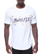 Born Fly - S/S Butter Tee