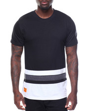 Buyers Picks - S/S Crew Neck Tee Side Zips