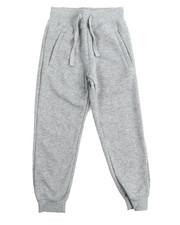 Boys - Basic Solid Fleece Joggers (8-20)-2122426
