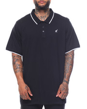 Men - S/S Jiggy Type Polo (B&T)