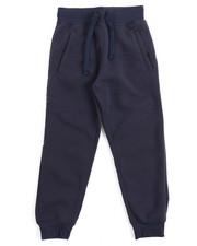 Boys - Basic Solid Fleece Joggers (8-20)
